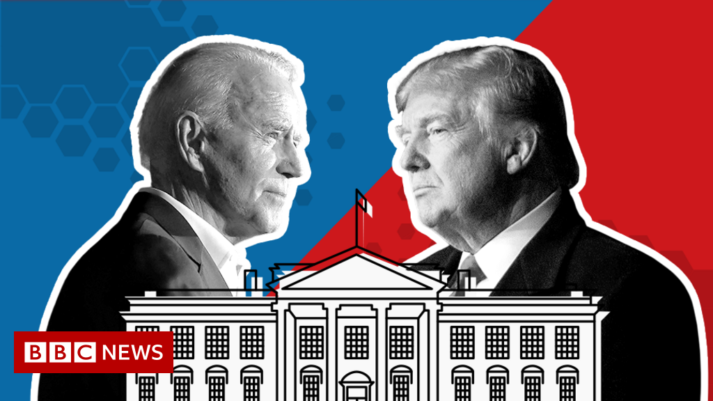 Predict the president 2020: Will Trump or Biden win the US election? You decide