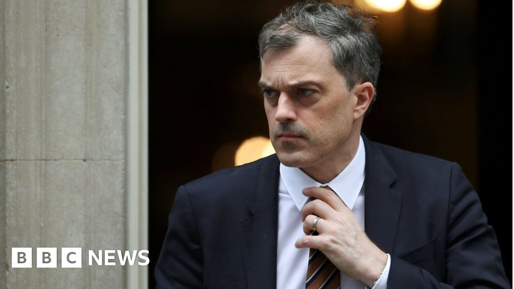 Brexit: Chief whip attacks cabinet's post-election strategy