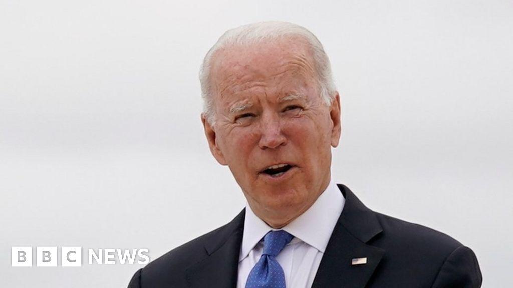 G7 summit: Biden wants West to form alliance against China