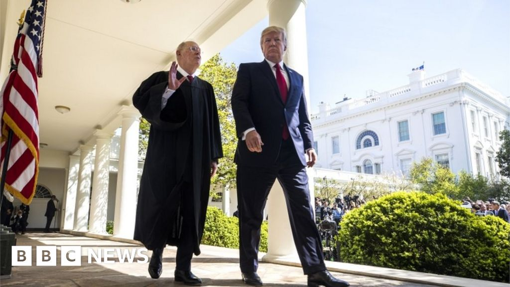 Trump gets chance to reshape top court
