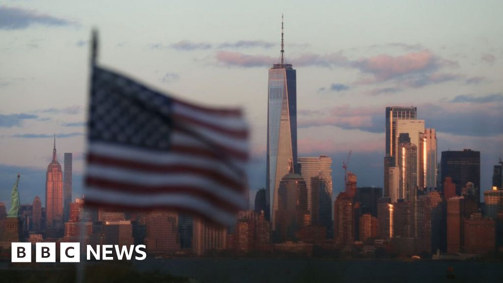 A letter to our newborn American daughter - BBC News