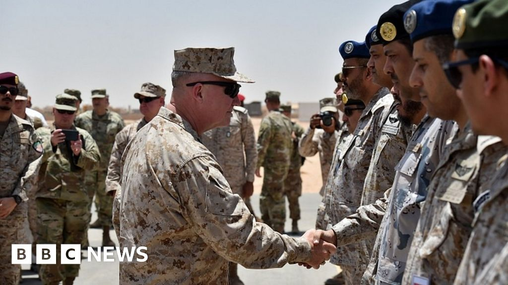 US to send troops to S Arabia amid Iran tensions
