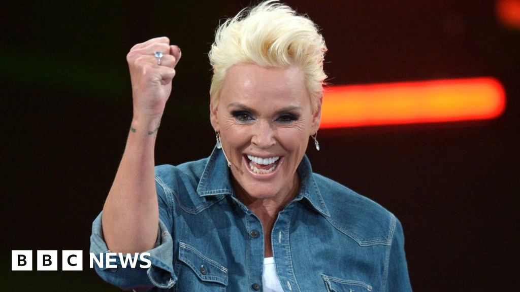 Actress Brigitte Nielsen Gives Birth To Fifth Child At 54 Bbc News