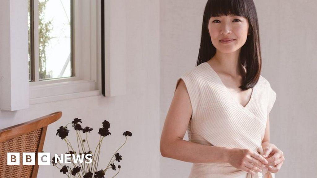 De-clutter guru Marie Kondo opens online store