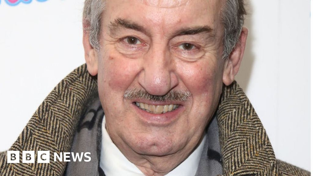 John Challis: Funeral for Only Fools and Horses star