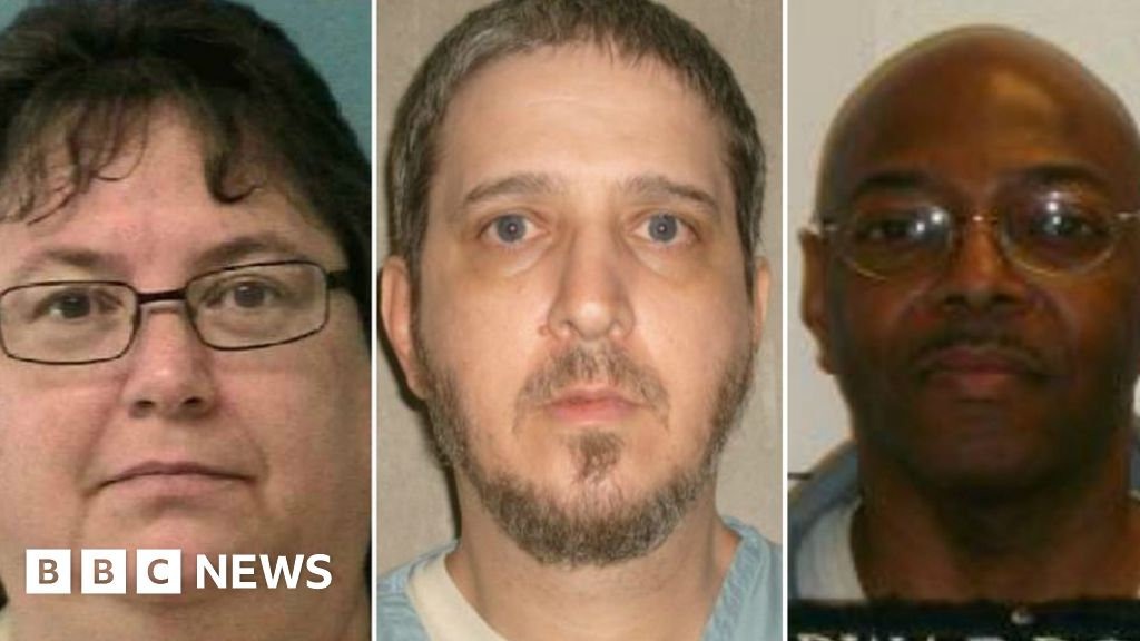 In US, murder masterminds are put to death while killers live - BBC News