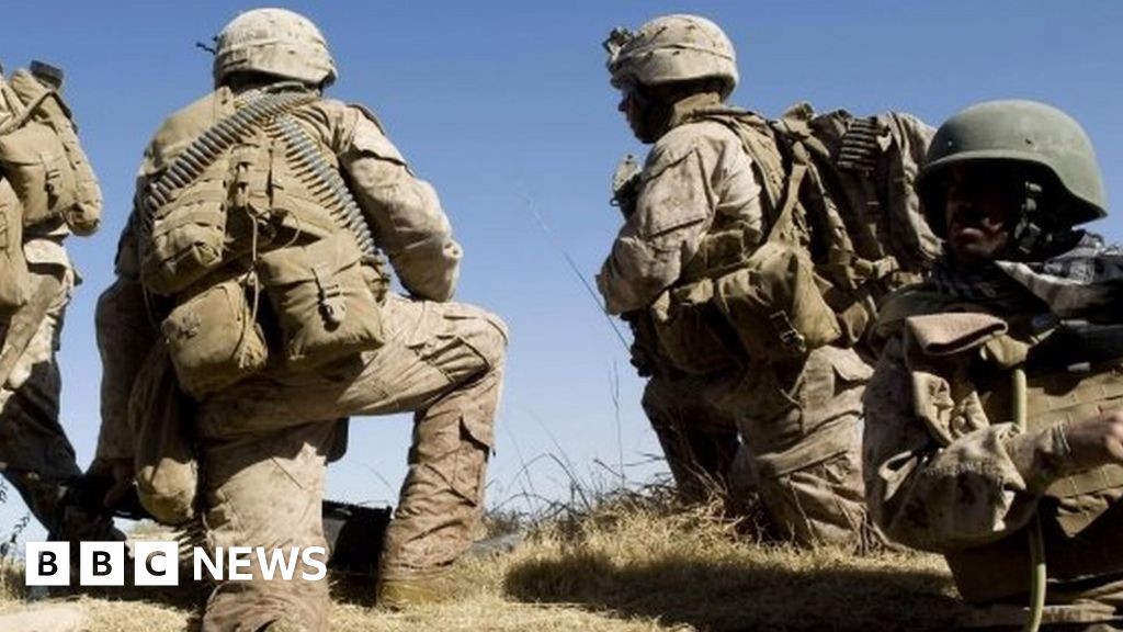 US and Afghan troops fired on in Nangarhar province thumbnail