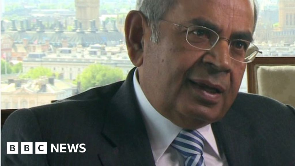 Gopichand Hinduja: 'India will be third largest economy' - BBC News
