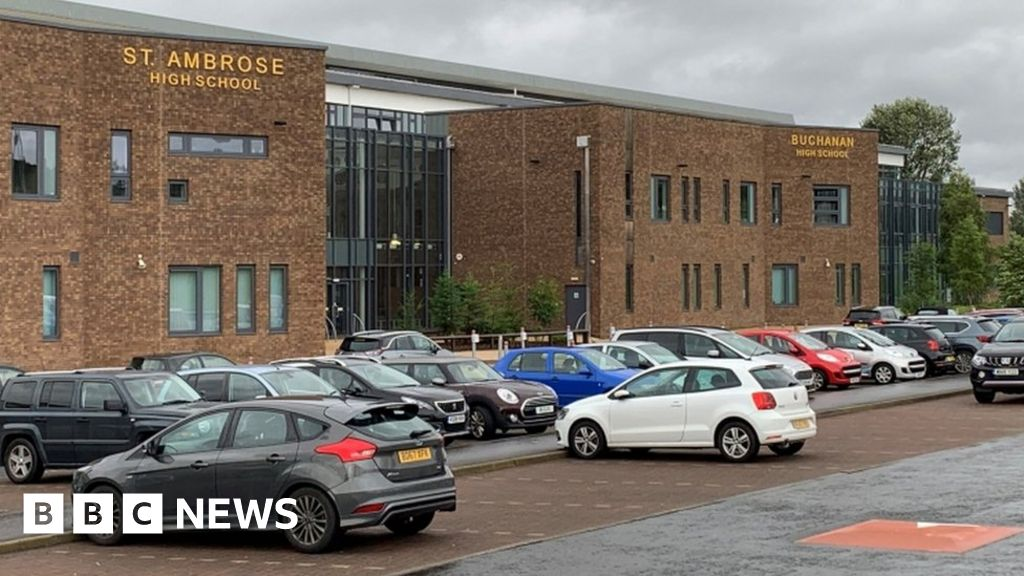 Coatbridge schools at centre of health scares 'are safe'
