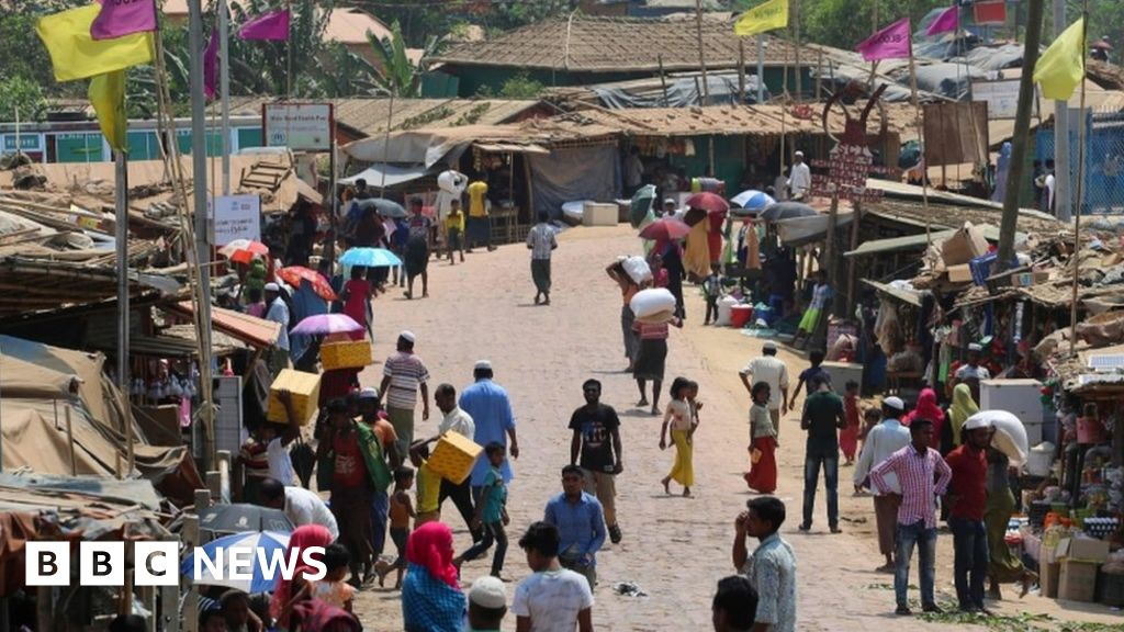Coronavirus: Bangladesh locks down refugee camp region - bbc
