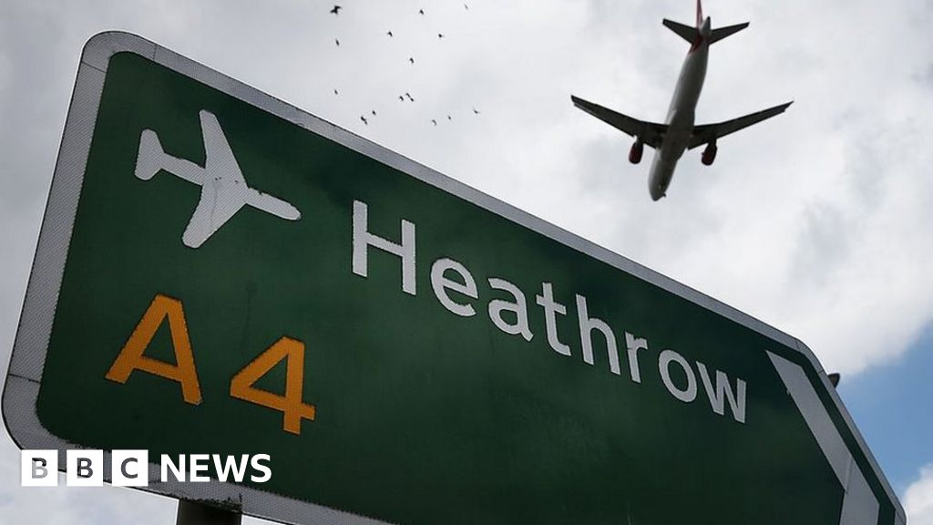 Court excited the Heathrow third runway plans