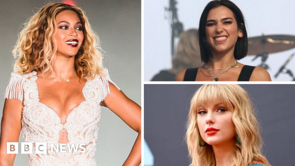 Grammys 2021: Beyoncé, Taylor Swift and Dua Lipa lead nominations