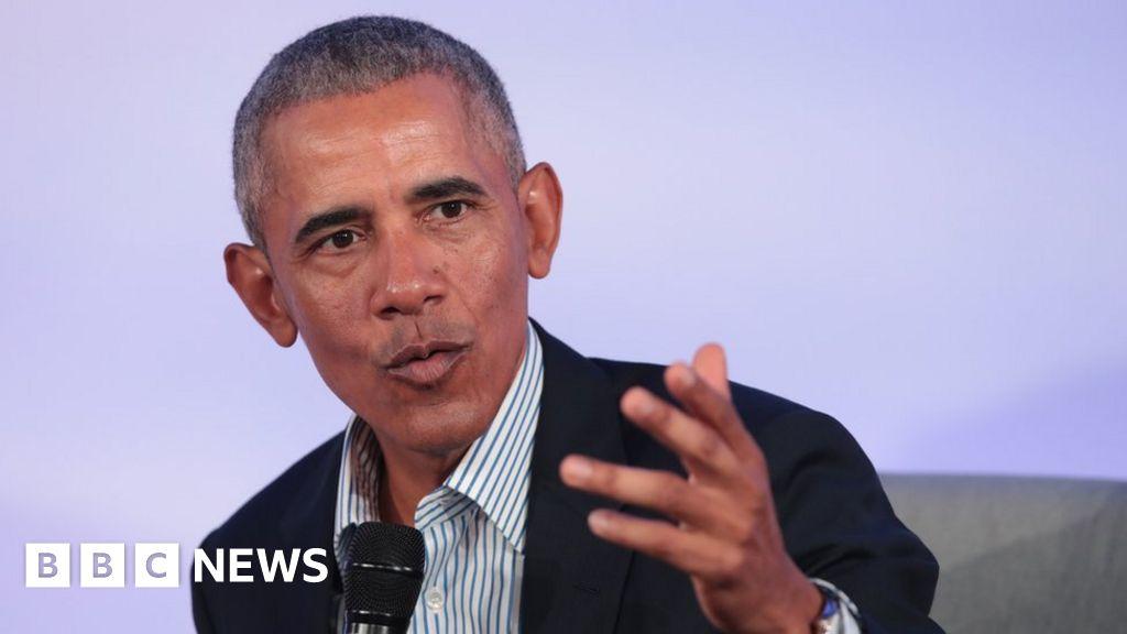 Barack Obama challenges 'woke' culture