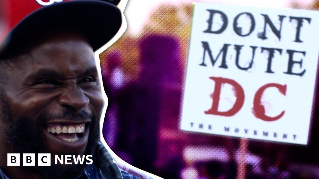 #DontMuteDC: The US city fighting gentrification with music
