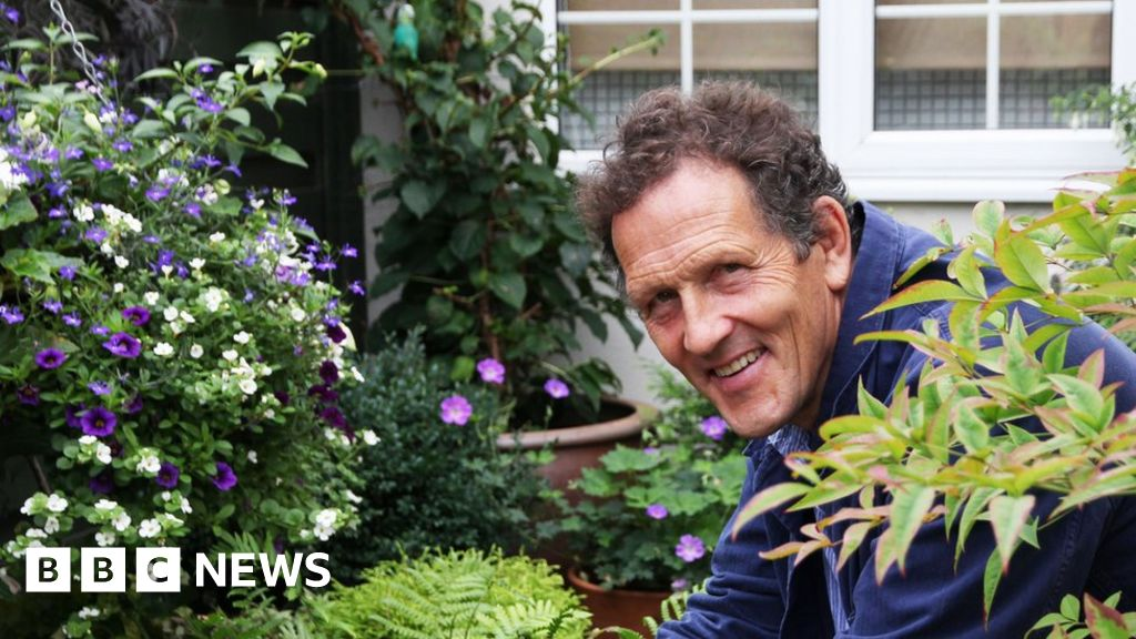 Monty Don on why we should put our phones down and go outside