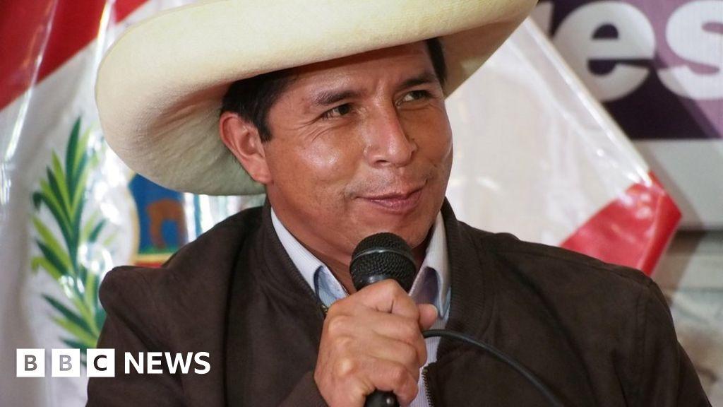 Peru: Left-wing Castillo wins popular vote in presidential race