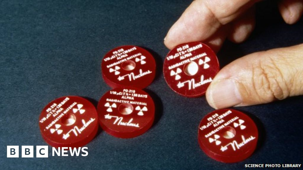 what is polonium 210 bbc news