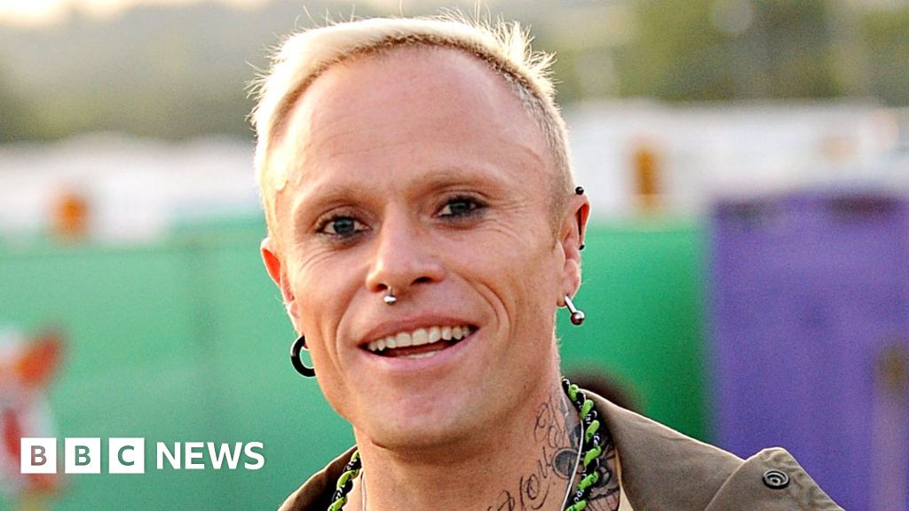 Keith Flint: Prodigy star took drugs before death