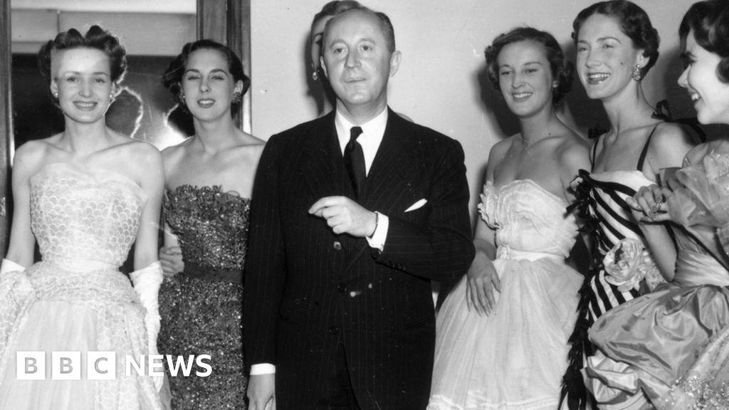 8040f0d5e48c V A announces UK s largest Christian Dior exhibition - BBC News