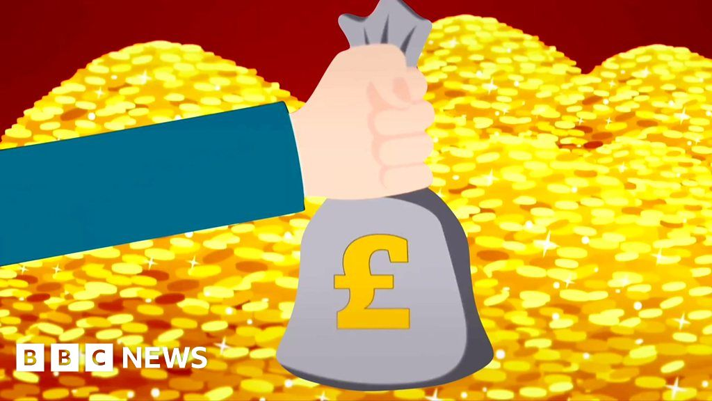 What does a billion pounds actually look like?