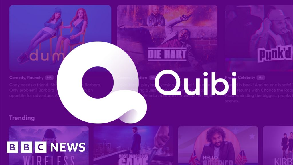 , Quibi: 'Snackable' video app to close after six months, Saubio Making Wealth
