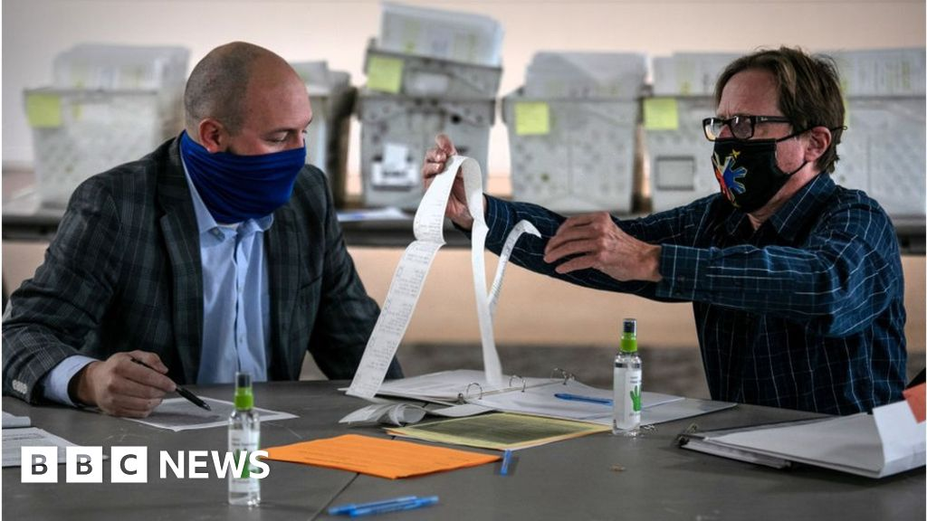 US election 2020: Could it be decided in courts?