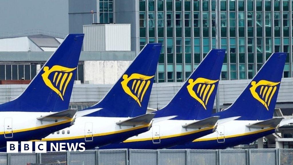 Belarus diverts Ryanair flight to arrest journalist says opposition – BBC News