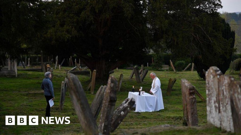 Coronavirus: How the British Easter marks-weekend in the midst of lockdown