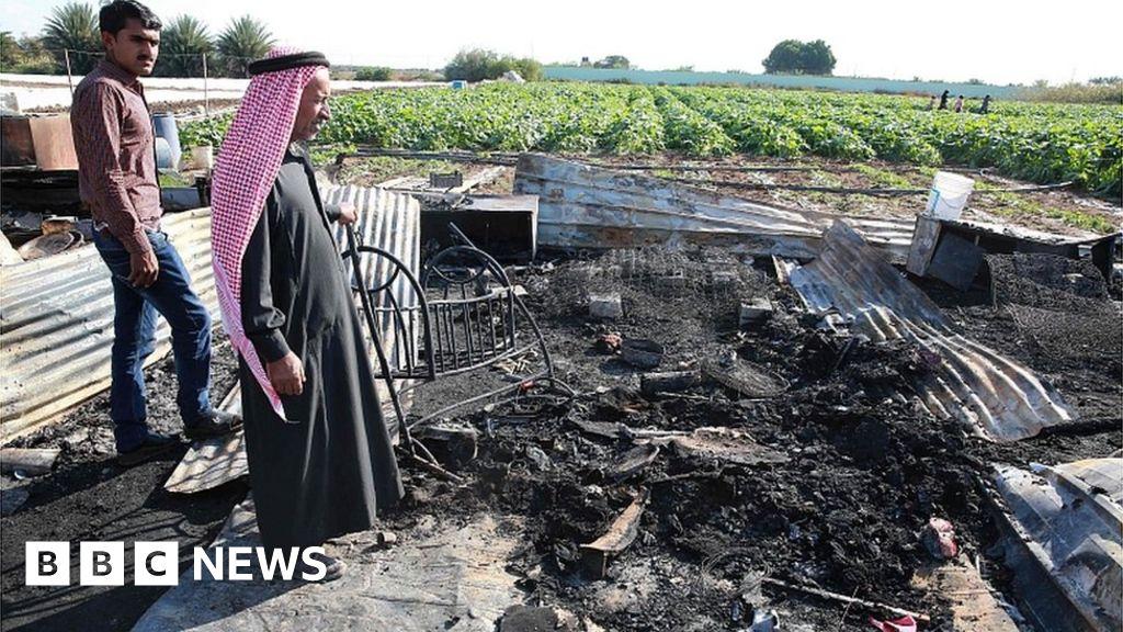 Thirteen Pakistanis die in Jordan farm fire