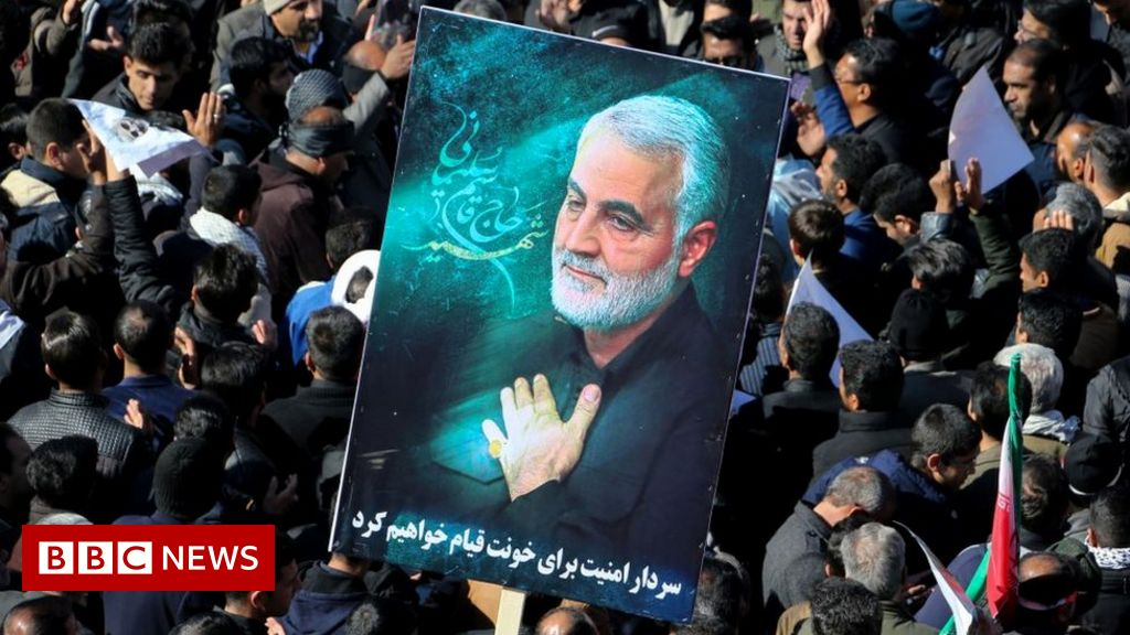 The United States, Iran, and Qasem Soleimani history explains, in 400 words