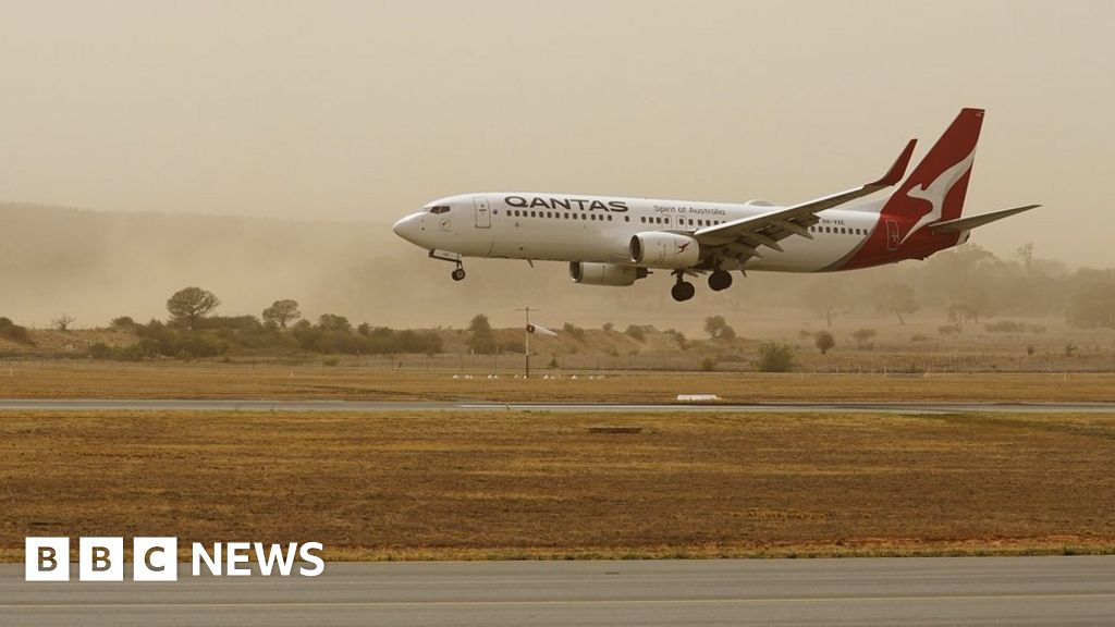 Canberra airport closed as bushfires approach