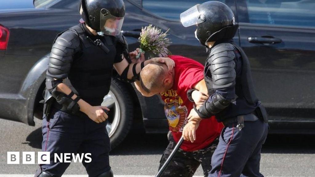 Belarus election: Second Belarus protester dies as UN sounds alarm
