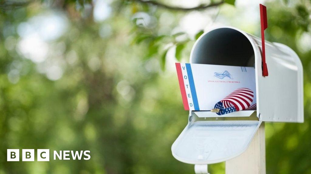 US election 2020: Facebook bans more political ads