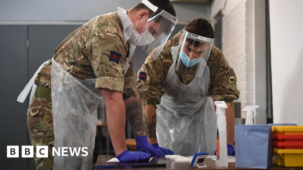 Military drafted in to under-pressure NHS boards in Scotland