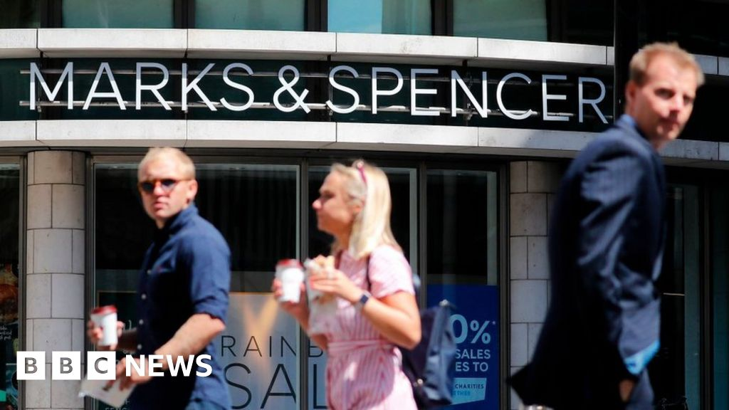 Marks & Spencer: 'People are back in their pyjamas'