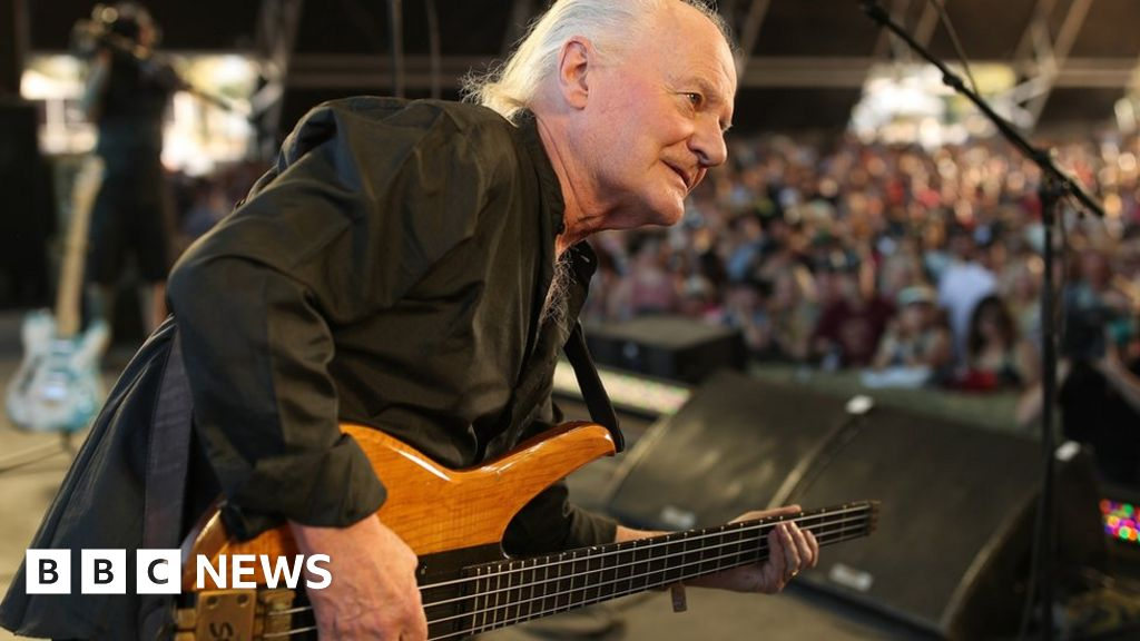 Kinks and Zombies bassist Jim Rodford dies aged 76