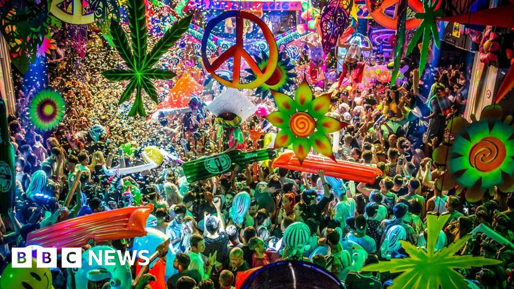 Elrow: Creating the  most colourful party in the world