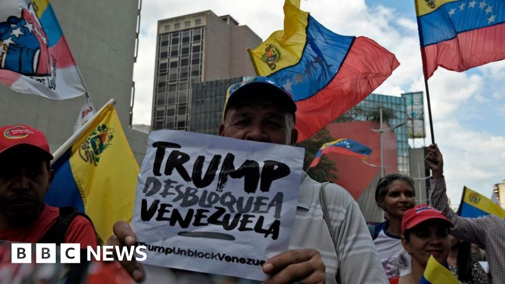 US sanctions may worsen Venezuela suffering - UN thumbnail