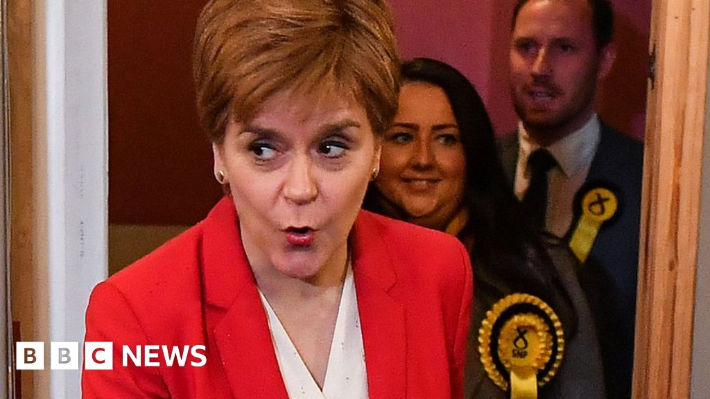 News Daily: SNP manifesto launch and Trump invited to  stop complaining