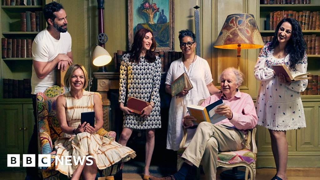 100  most inspiring  novels revealed by BBC Arts