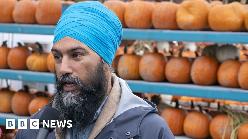 'Cut your turban off,' Canadian party leader told