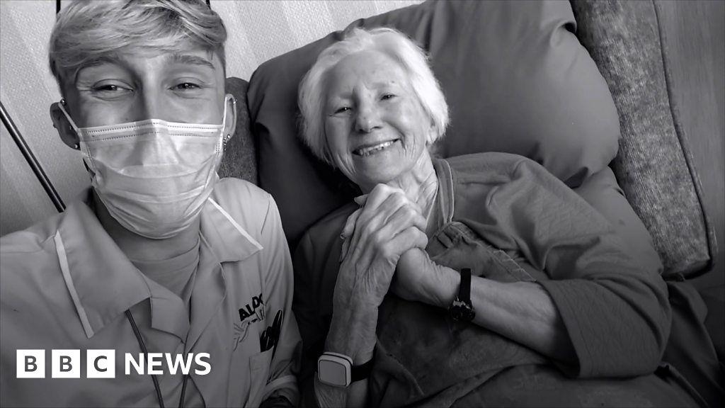 Dancer takes up nursing after Covid care work