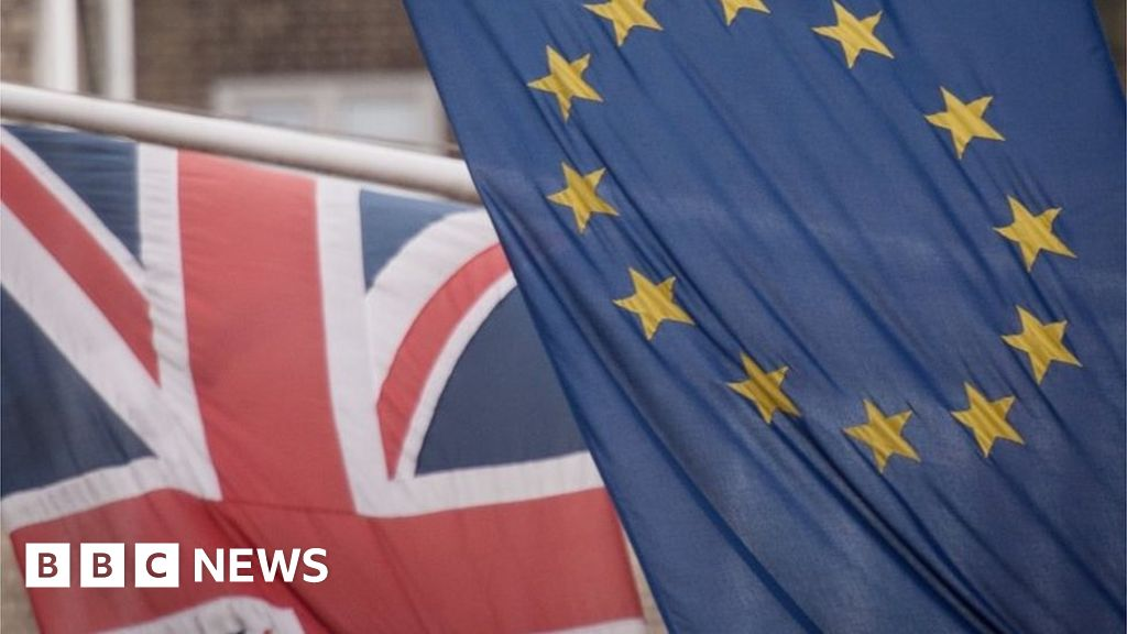 Brexit: Government plan gets MPs  final backing