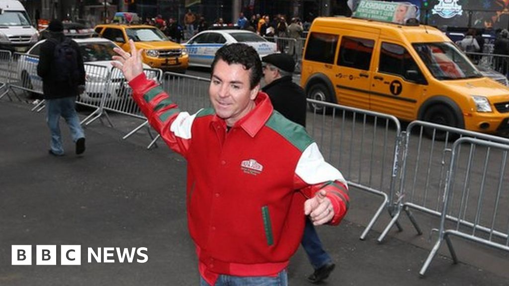 Papa John's founder resigns over N-word