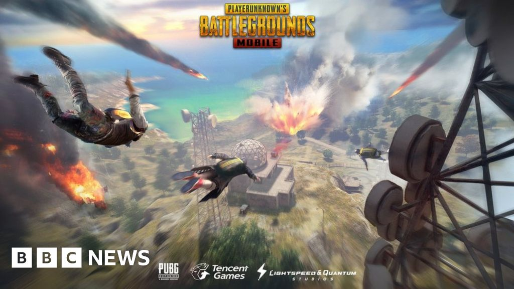 China Replaces Pubg With Patriotic Game Bbc News