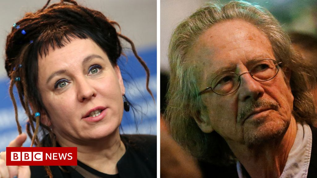 Olga Tokarczuk, and Peter Handke to win the Nobel prize for literature for the year 2018 and 2019