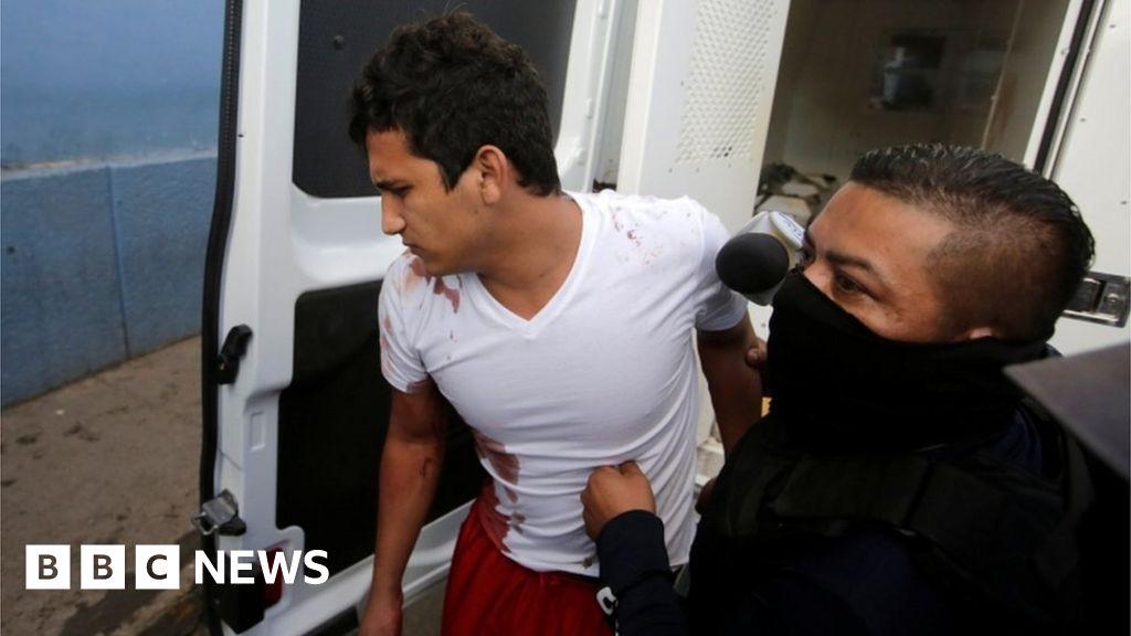 Honduras prison crisis: Inmates killed in fresh violence