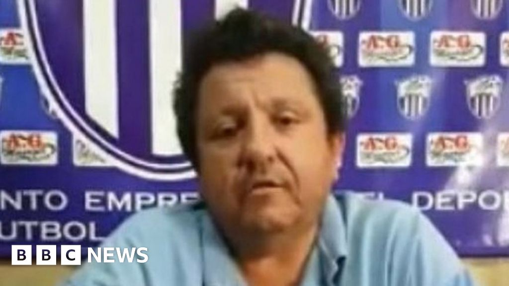 Abuse scandal hits Paraguay football club