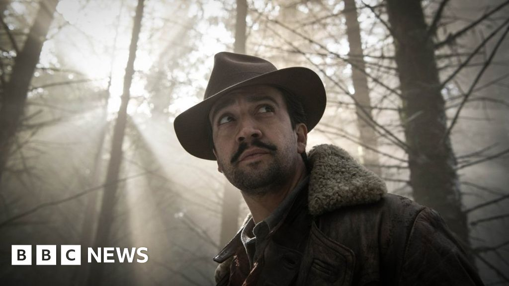 Lin-Manuel Miranda:  I fell in love to His Dark Materials