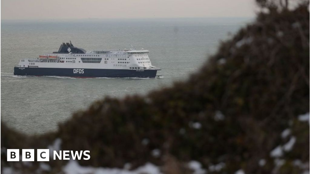UK to spend £108m on no-deal ferries